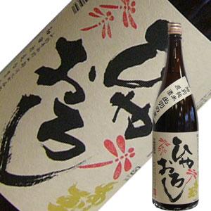和田酒造 あら玉 特別純米 出羽の里ひやおろし1.8L 【H29BY】