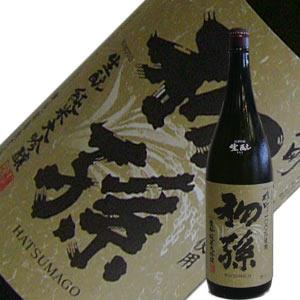 初孫 純米大吟醸 雄町 1.8L 【H27BY】