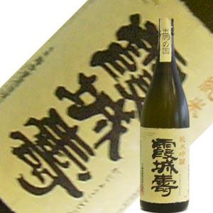 寿虎屋酒造 霞城寿 純米吟醸  1.8L