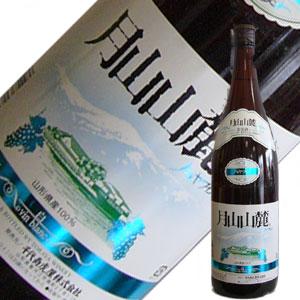 月山山麓 白ワイン 甘口 1.8L