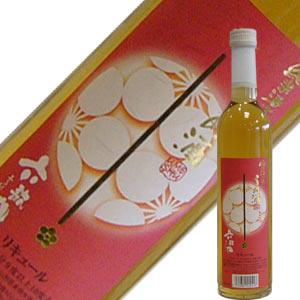 六歌仙 純米酒で造った梅酒 500ml