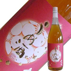 六歌仙 純米酒で造った梅酒 1.8L