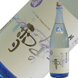 月山酒造 銀嶺月山 純米吟醸 月山の雪 1.8L