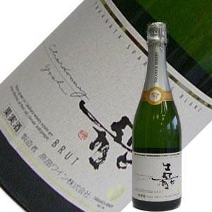 高畠ワイン 嘉yoshi スパークリング・シャルドネ 750ml