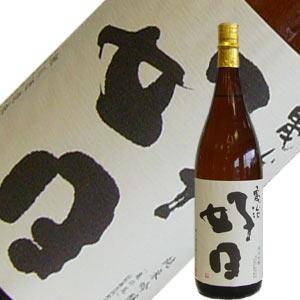 鯉川酒造 鯉川 純米吟醸 亀治好日 1.8L