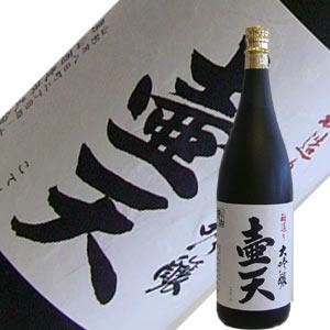 男山酒造 羽陽男山 大吟醸酒 壷天  1.8L【木箱入】