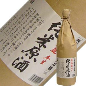 男山酒造 男山 純米原酒無濾過本生 1.8L【要冷蔵】【R2BY】