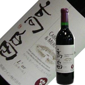 高畠ワイン たかはたルオール・カベルネ&メルロ 720ml