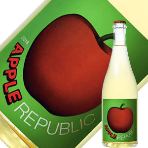 GRAPE REPUBLIC Apple Republic 2018 750ml