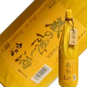 六歌仙 蔵の隠し酒 純米吟醸 【あらばしり生酒】 1.8L【H29BY】【要冷蔵】