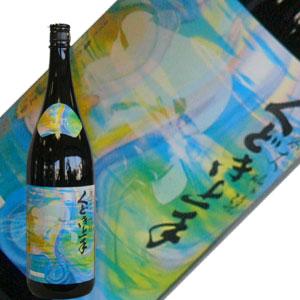 亀の井酒造 くどき上手 純米大吟醸 Jr酒未来33% 1.8L