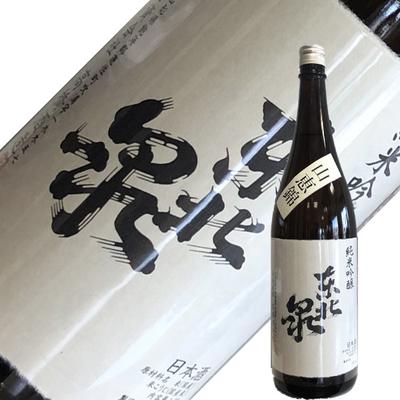 高橋酒造店 東北泉 純米吟醸 山恵錦(さんけいにしき)1.8L