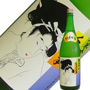 亀の井酒造 くどき上手 純米吟醸 美山錦  1.8L