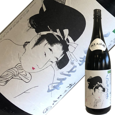 【大好評再入荷!】亀の井酒造 くどき上手純米大吟醸しぼりたて1.8L【要冷蔵】【R1BY】【季節限定】【数量限定】