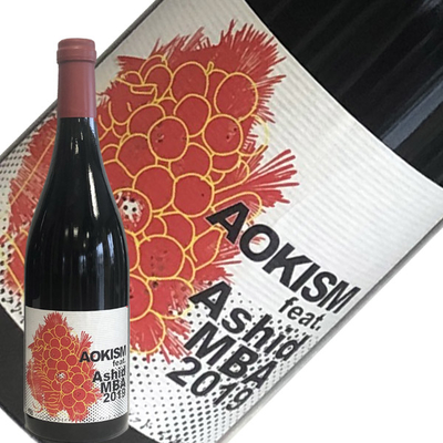 YellowMagicWinery AOKISM feat.Ashid MBA 2019 750ml