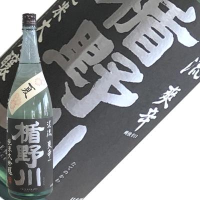 楯の川酒造 楯野川 純米大吟醸 渓流爽辛 1.8L 【R1BY】