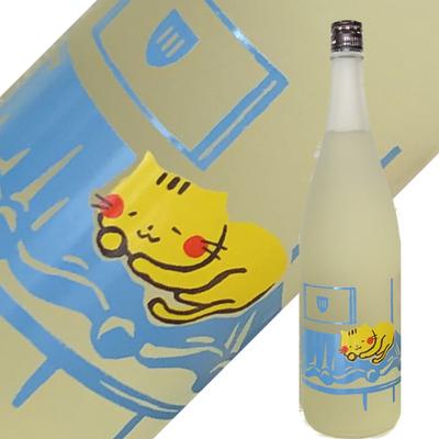楯の川酒造 純米大吟醸 たてにゃん vol.8 1.8L【数量限定品】
