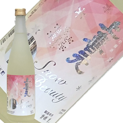 酒田酒造 上喜元 Snow Beauty 純米吟醸 720ml