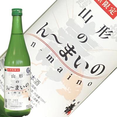寿虎屋酒造 霞城寿 山形のん~まいの n-maino 720ml