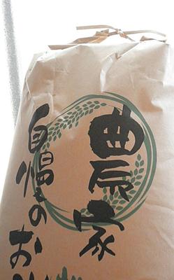 無肥料無農薬米(自然栽培米)赤米10kg