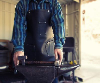 革製 エプロン サンフィリップ 2