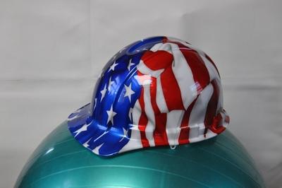USAフラッグ デザイン ヘルメット