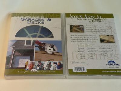 DVD 窓 & ドア by Dean Johnson