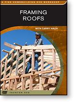 DVD ツーバイフォー建て方 屋根造り 各1時間収録