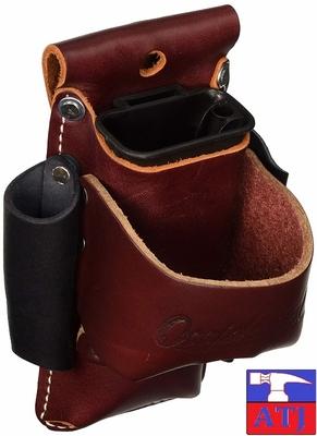 オクシデンタル タフな本革 小物道具腰袋3