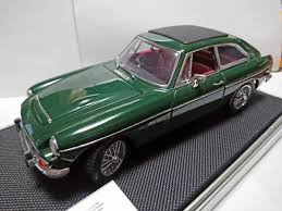 1/18 MGC GT  LIMITED EDITION 1969