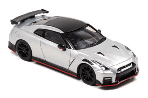 日産 GT-R NISMO (R35) 2020    Ultimate Metal Silver *999pcs