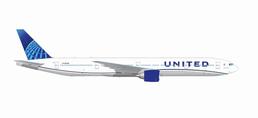 1/500 777-300ER ユナイテッド航空 N2749U
