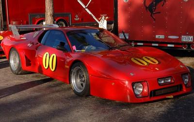 1/43 フェラーリ 512 BB LM IMSA 1979 コパ・デ・オーロ レーシング 1979 #00 J. Masterson