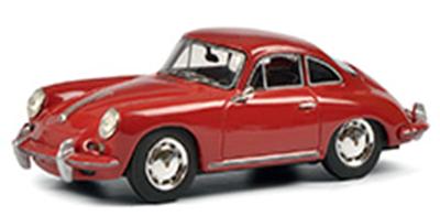 1/43  ポルシェ 356 SC レッド           PRO,R
