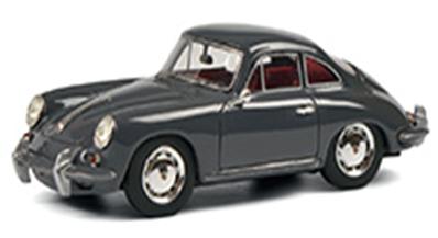 1/43ポルシェ 356 SC グレー            PRO,R