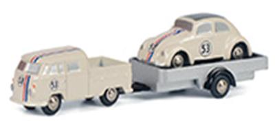 ピッコロコンストラクションキット VW ビートル カブリオ