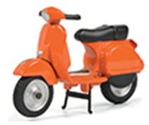 """1/43""""バイクセット 2020 シュワルベ KBS1, ベスパPX, クライドラー フローレット""""  3台セット"""