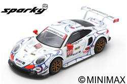 Porsche 911 RSR No.911 Porsche GT Team Winner GTLM class Petit Le Mans 2018   P. Pilet - N. Tandy -