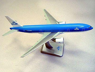 B777-200 KLM  SKYTEAM                   ※発掘