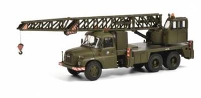 1/43  タトラ T148 クレーントラック   四輪駆動の3軸トラック     LIMITED EDITION 750