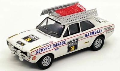 """1/43""""フォード エスコート Mk1 1974年ワールドカップラリー 7位 #3 Eric Jackson / Robert Bean"""""""