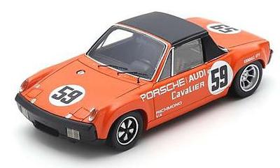 Porsche 914/6 GT No.59 Winner V.I.R IMSA 1971        P. Gregg - H. Haywood