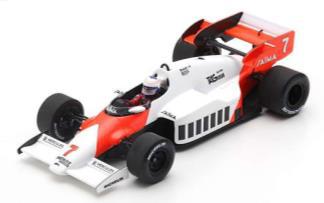 1/43  McLaren MP4-2 No.7 Winner German GP 1984      Alain Prost