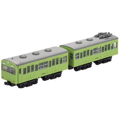 Bトレイン Yamanote History3 103系初期(ウグイス)山手線 2両入り