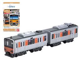 Bトレインショーティー 東武50000型(後期)2両