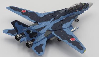 "1/72 F-14J改 航空自衛隊 洋上迷彩 ""Mona Cat"" 73-8543"