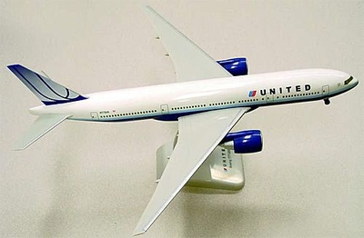 B777-200  ユナイテッド航空 ギヤ付き       ※発掘