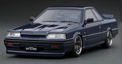 1/18  Nissan Skyline GTS-R (R31) Blue Black       ★生産予定数:140pcs