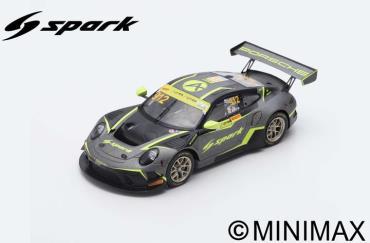 1/64  Porsche 911 GT3 R No.912 Absolute Racing FIA GT World Cup Macau 2019 Kévin Estre