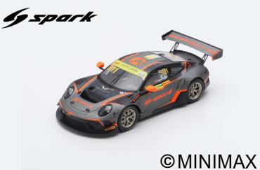 1/64  Porsche 911 GT3 R No.911 Absolute Racing FIA GT World Cup Macau 2019 Alexandre ImperatoriY172